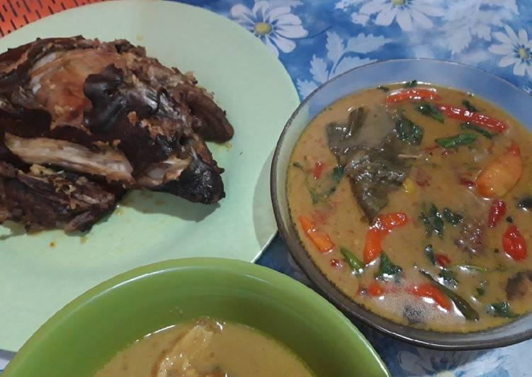 Mangut Kepala Manyung ala Bu Fat Semarang