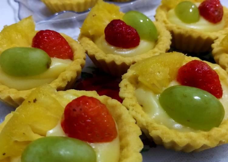 Resep Fruit pie Bikin Laper