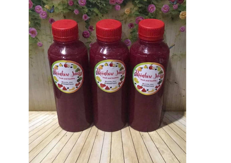 Diet Juice Mango Nectarine Apple Beetroot