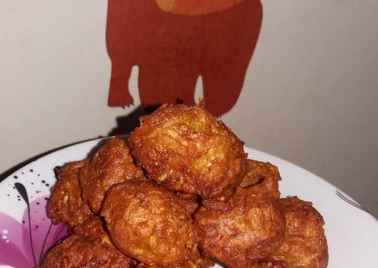 Quick and Easy Recipe: Yummy Piyaz Lauki pakora