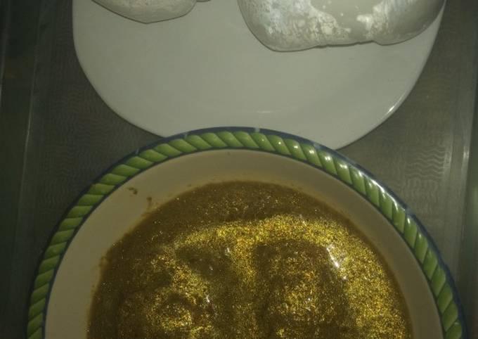 Fresh Okro soup