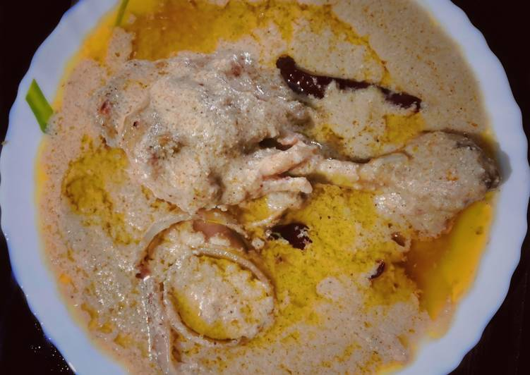 Chicken Rezala 2.0 (Ultimate restaurant style)