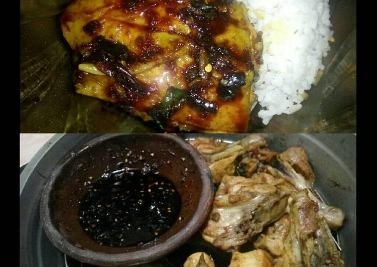 Ayam Bakar Kecap Jahe (Panci Serbaguna)