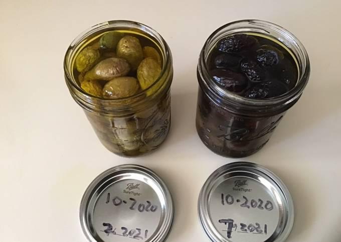 California Farm Olives