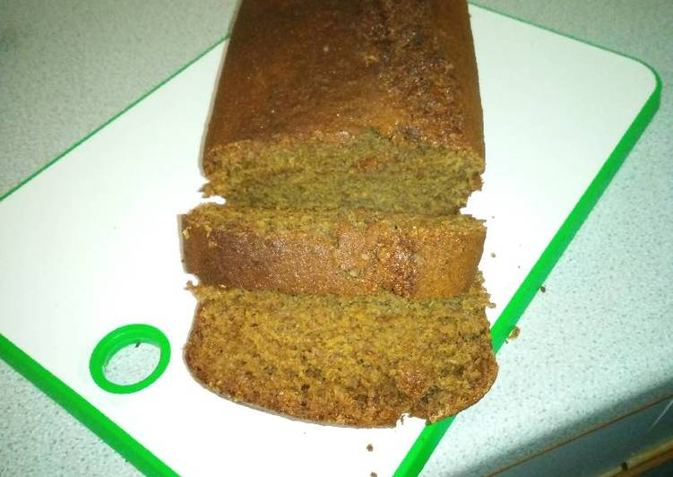 Quick and Delicious Banana Cake