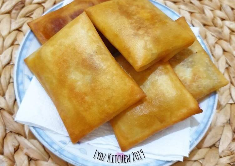 Martabak Mini Isi Daging
