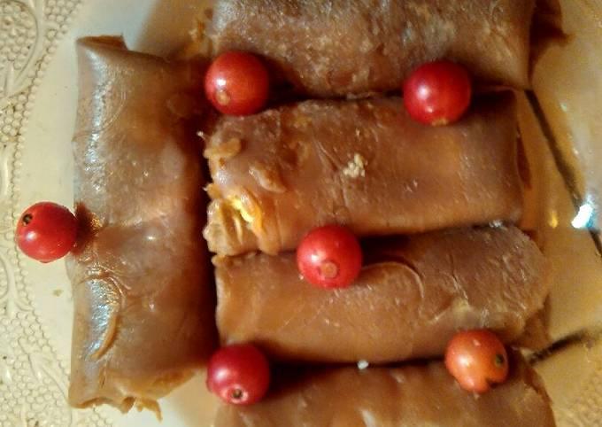 Darlung pisang keju buttercream pk wajan irit