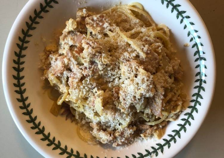 How to Make Delicious Spaghetti Carbonara