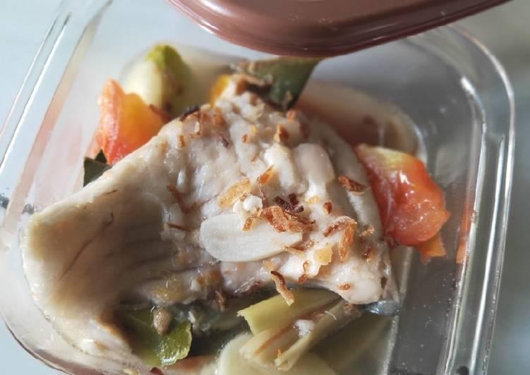 Soup ikan gurame