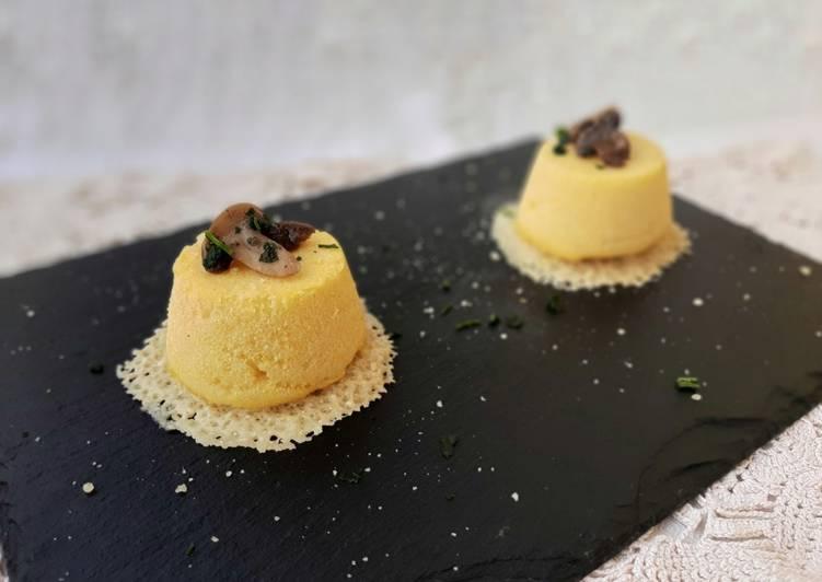 Recipe: Appetizing Tortino di polenta dal cuore morbido