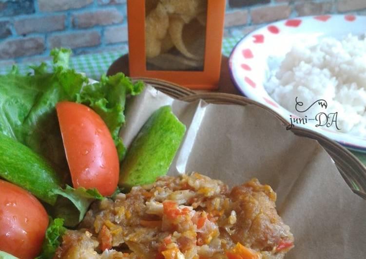 6.Ayam Penyet
