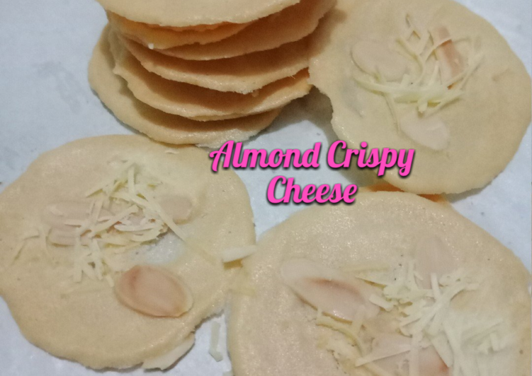 Almond Crispy Cheese