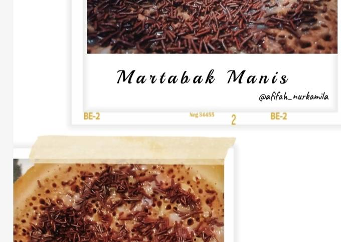 Martabak Manis Mumer