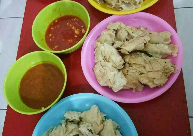 Siomay & Kwotie Ayam Tahu