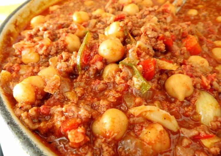 How to Make Delicious Chorizo Chili