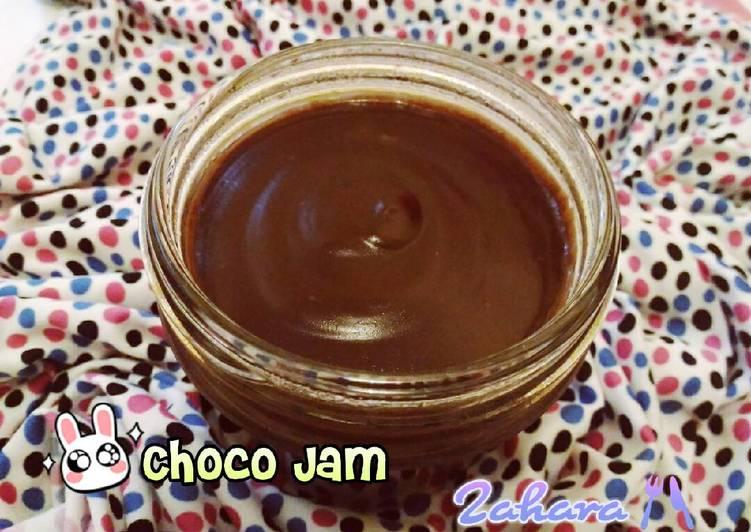 Choco Jam aka Selai Coklat