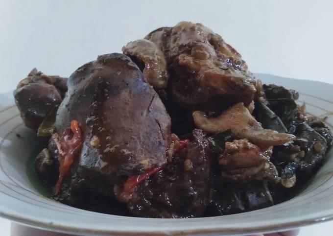 Tumis Hati Ampela Ayam