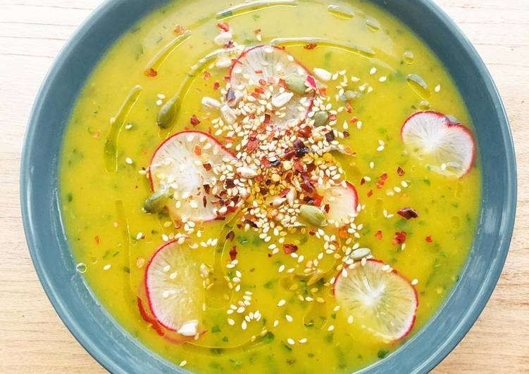 Summer Marrow Soup with Chilli, Lime, Mint and Garlic, Are Superfoods Really As Good quality As They are Made Out To Be?