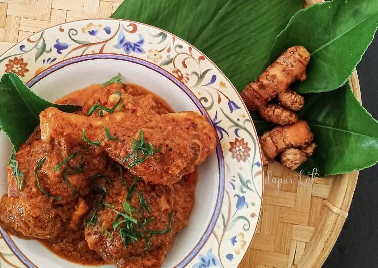 Rendang Pedas Ayam - velavinkabakery.com