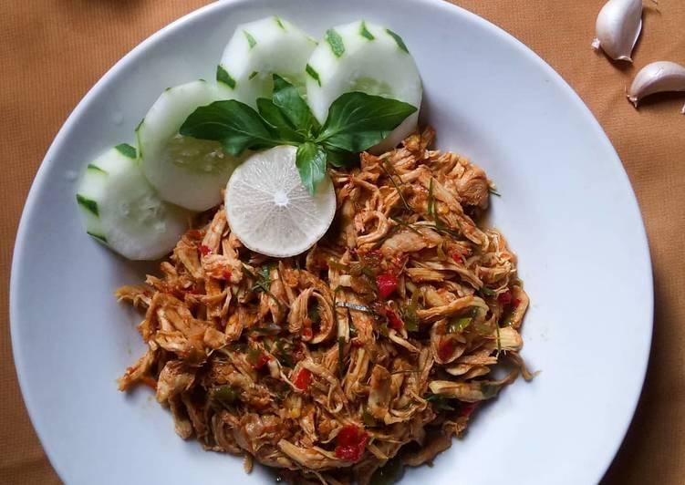 Ayam Sisit Khas Bali