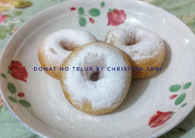 9. Donat No Telur