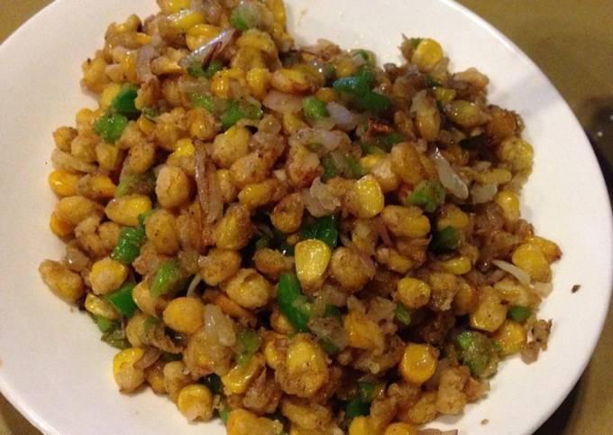American Crispy Corn