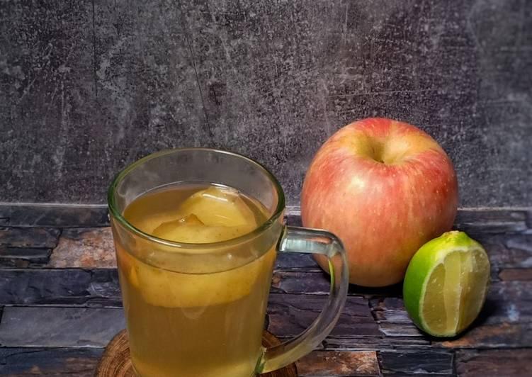 Teh Kulit Apel