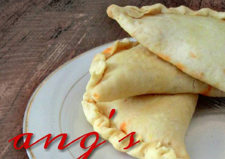 Resep Calzone Varian Pizza Oleh Ang S Cookpad