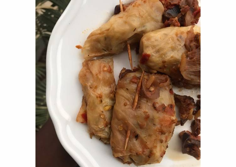 Dolma (Cabbage Roll)
