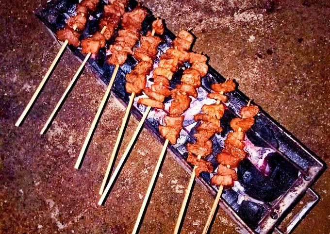 Sate daging sapi sambal kecap - projectfootsteps.org