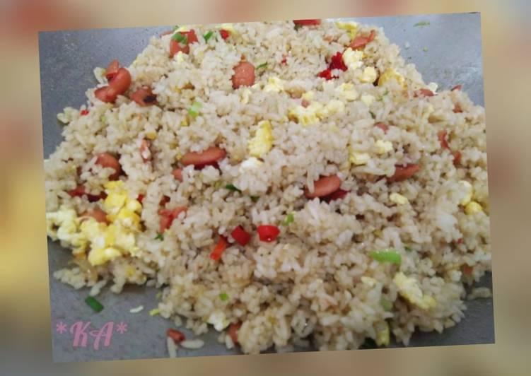 Resep Nasi Goreng Spesial  Anti Gagal