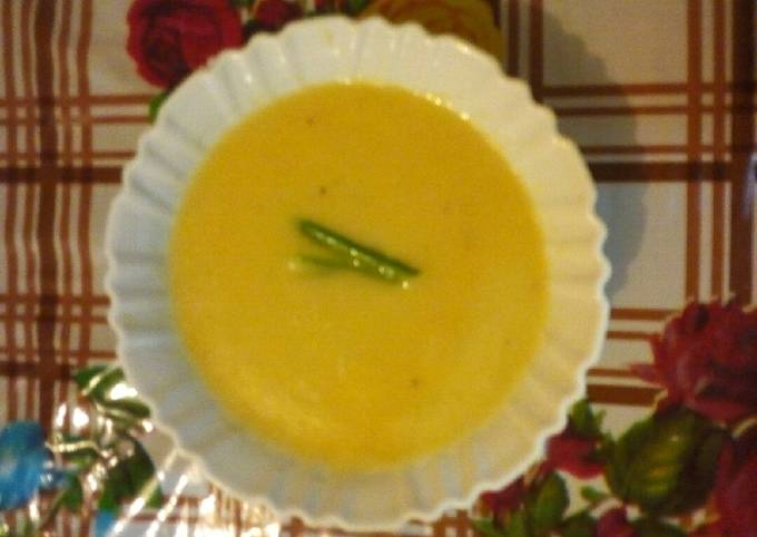 Recipe of Gordon Ramsay Butternut and coconut soup