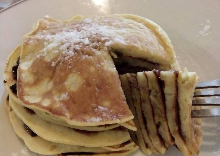 Banana pancake (buttermilk)