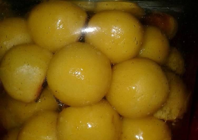 Nastar Kurma Teflon creamy