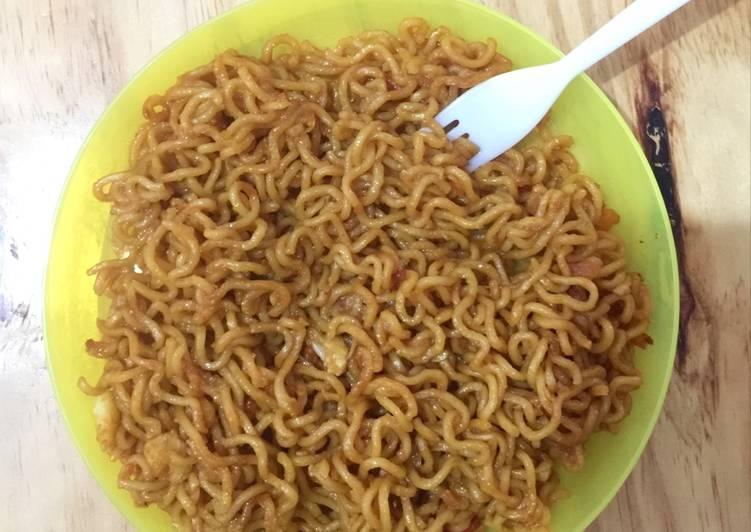 Resep Mie Goreng Kanak-Kanak (Balita) :) Top