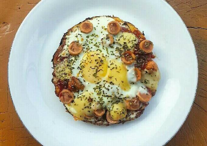 Potato Pizza for Breakfast