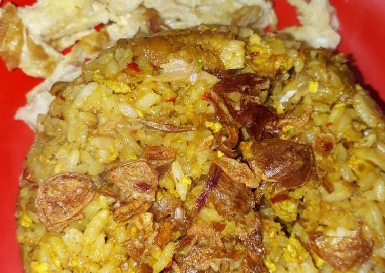 Nasi Goreng Kreasi Sederhana