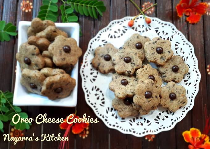 Oreo Cheese Cookies