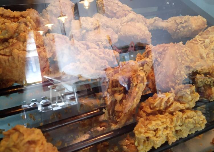Ayam Crispy Ala Geprekexpress