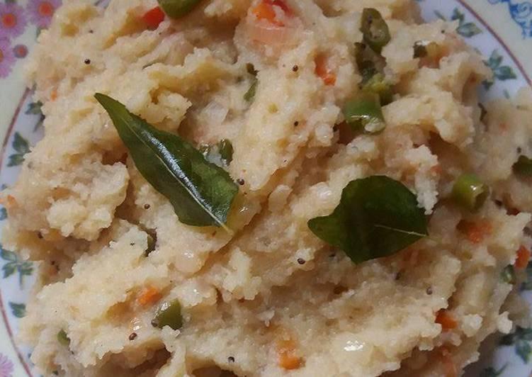 Absolutely Ultimate Dinner Ideas Autumn Vegetables rava upma