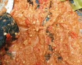 Pecak lele / sambel pecak merah / lele bakar / lele bakar teflon
