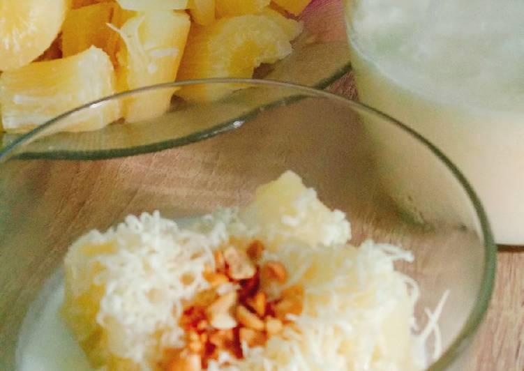 Singkong Thai Keju