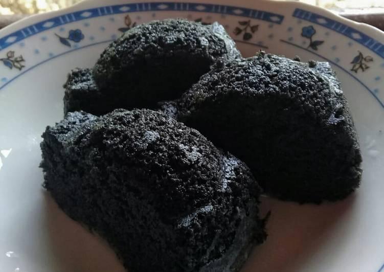 Bolu Ketan hitam kukus🤗 - cookandrecipe.com