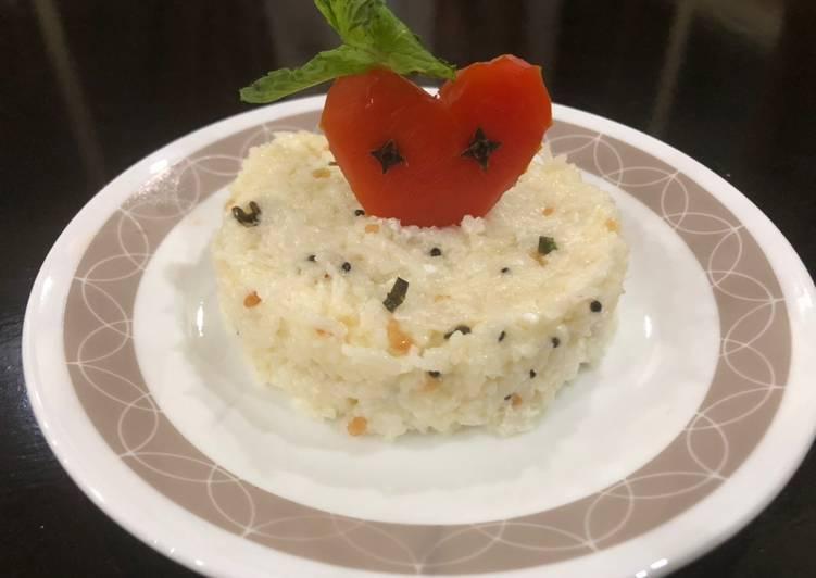 Recipe of Most Popular Curd rice