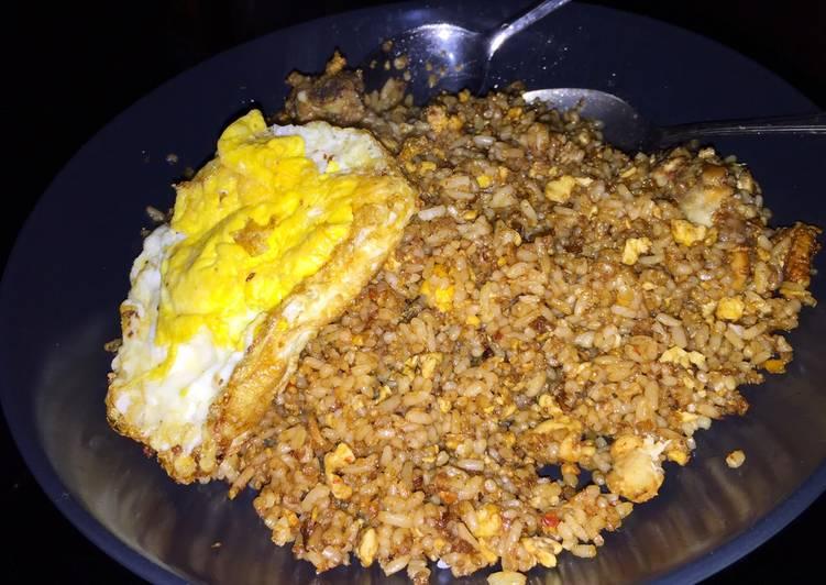 Resep Nasi goreng kaki lima Favorit