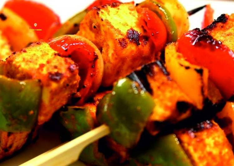 The Best Soft and Chewy Dinner Ideas Homemade Delicious Paneer Tikka
