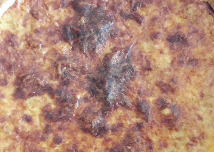 recette Tarte au thon le délicieux