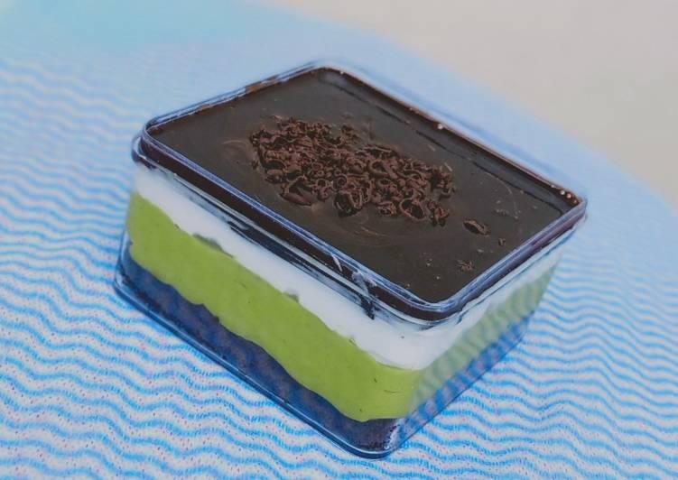 Avocado Choco Dessert Box
