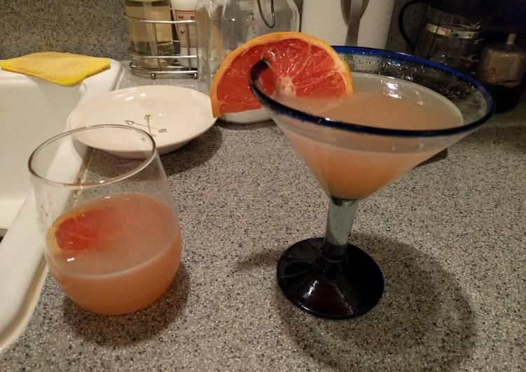 Grapefruit Martini