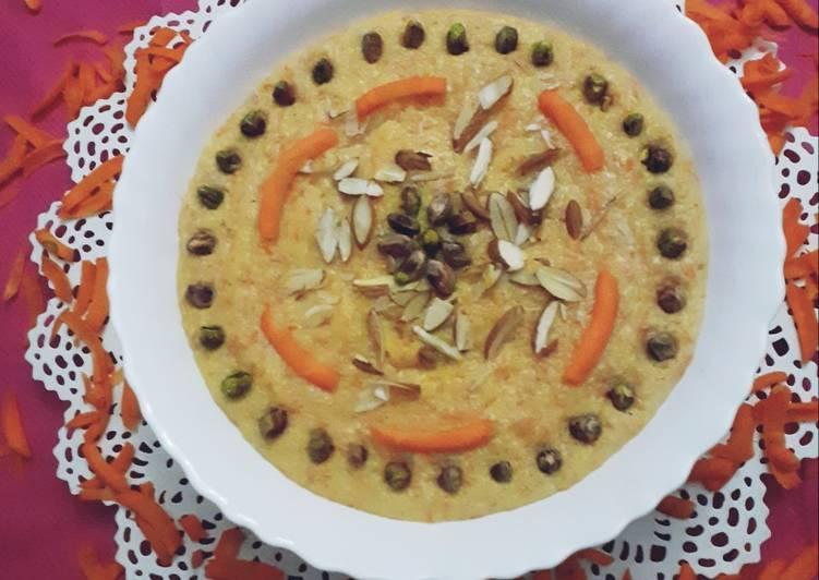 Easy to Prepare Ultimate Gajraila, Gajjar kheer
